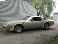 1979 Pontiac Trans Am WS4----6.6-SEE VIDEO