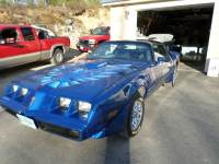 1979 Pontiac Trans Am BLUE BANDIT