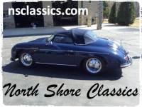 1956 Porsche 356 -REPLICA BORN IN 2012- CONVERTIBLE