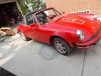 1984 Porsche 911 PROJECT CAR-Reduced Price