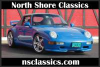 1997 Porsche 911 -AIR COOLED-CONVERTIBLE ROADSTER-RARE COLOR COMBO-SEE VIDEO