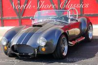 1965 Shelby Cobra -RT3 BACKDRAFT ROADSTER-COYOTE ENGINE- MINT CONDITION-ONE OWNER-SEE VIDEO