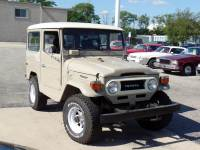 1976 Toyota FJ40 Landcruiser-FROM ARIZONA-RUST FREE-SEE VIDEO