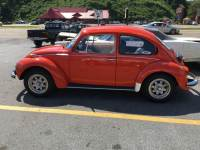 1973 Volkswagen Beetle -SUPER BEETLE FROM THE SOUTH-LOW MILES-CLEAN BUG-FREE DELIVERY