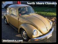 1973 VolksWagen Beetle - REBUILT ENGINE WITH 70000 MILES- NEW UPHOLSTERY AND CARPET