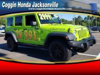 Pre-Owned 2013 Jeep Wrangler Unlimited Sahara SUV in Jacksonville FL