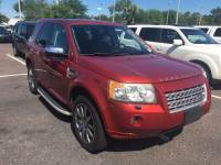Pre-Owned 2008 Land Rover LR2 HSE SUV in Jacksonville FL