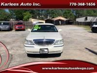 2006 Lincoln Town Car Executive Limo