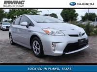 2012 Toyota Prius Four for sale in Plano TX