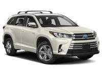 New 2019 Toyota Highlander Hybrid Limited Platinum AWD 4D Sport Utility