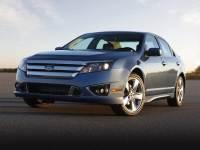 2011 Ford Fusion SE Sedan I-4 cyl