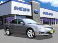 Bargain 2012 Ford Fusion SE near Springfield, VA