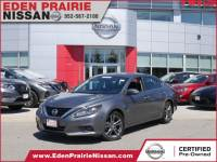 Certified Pre-Owned 2018 Nissan Altima 3.5 SL FWD 4dr Car