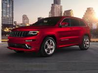 PRE-OWNED 2016 JEEP GRAND CHEROKEE SRT 4WD