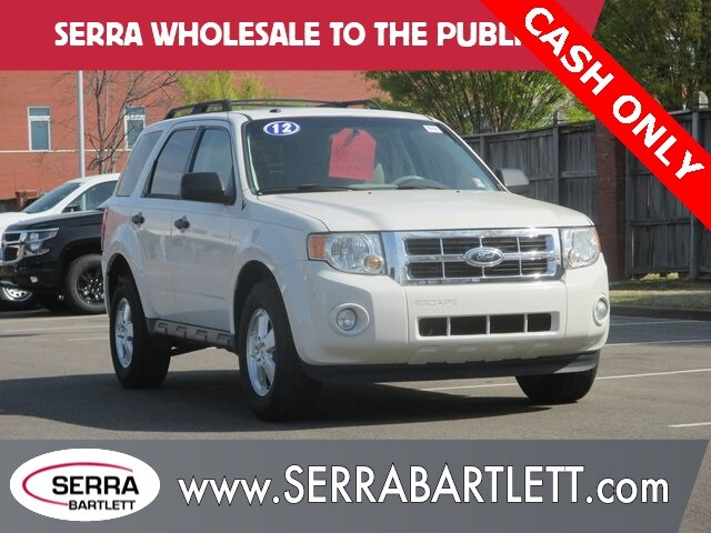 Photo Certified Pre-Owned 2012 Ford Escape XLT in Jackson, TN