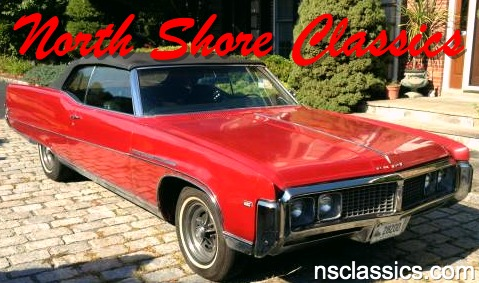 Photo 1969 Buick Electra -Drives Great-