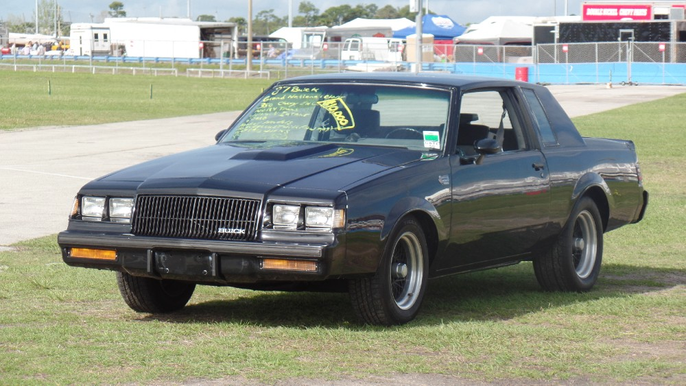 Photo 1987 Buick Grand National CLONE-REGAL-NO RUST FROM FLORIDA-SEE VIDEO