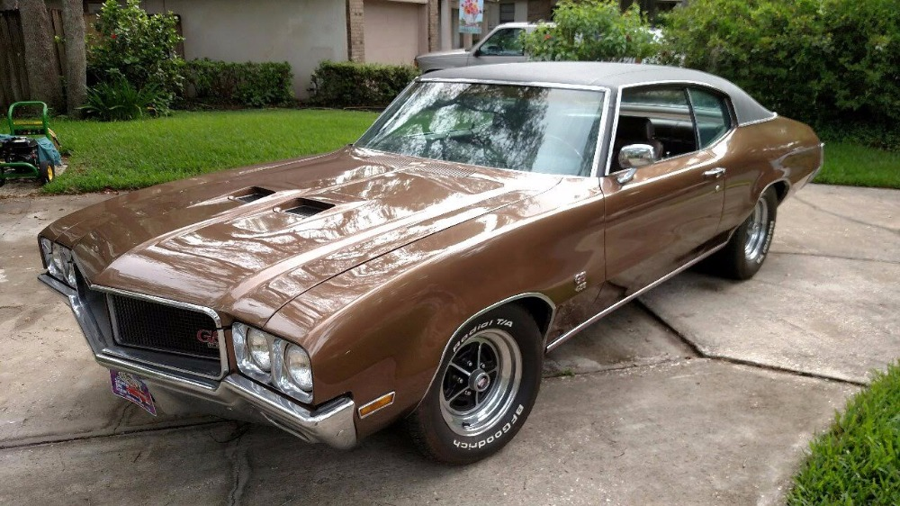 Photo 1970 Buick GS -LOW 24420 MILES- 455 V8 WITH 360HP-