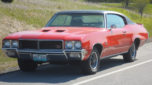 Photo 1970 Buick GS 350 STAGE 1 TRIBUTE