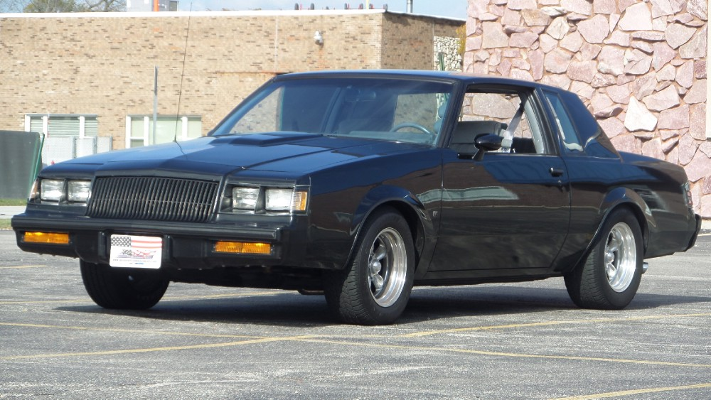 Photo 1987 Buick Regal -NEW LOWER PRICE-Turbo T WE4-383 Stroker engine-SEE VIDEO