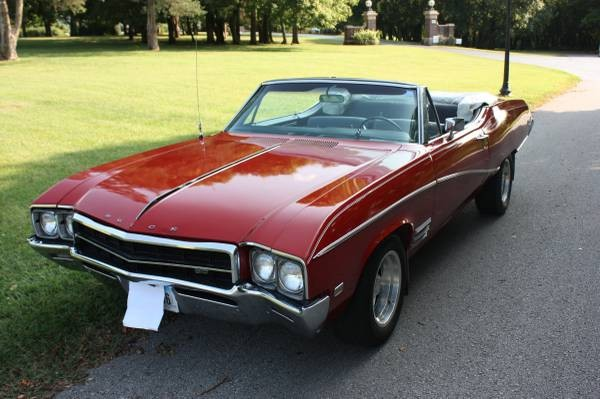 Photo 1968 Buick Skylark Custom
