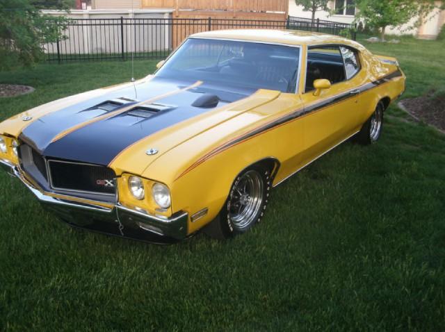 Photo 1971 Buick Skylark GSX Tribute