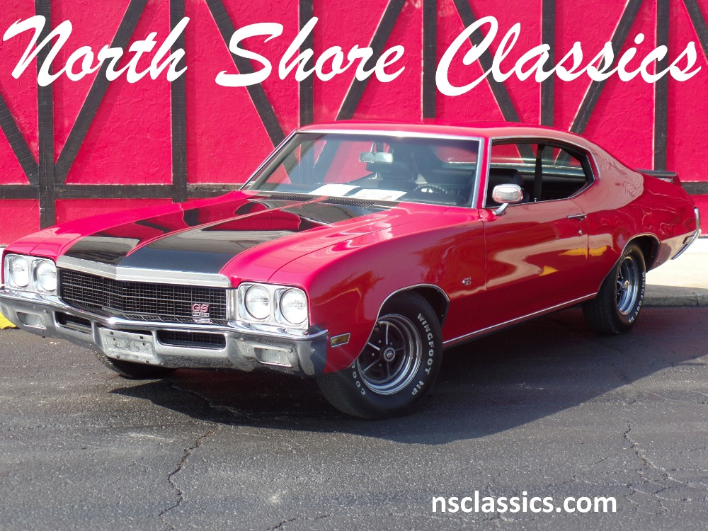 Photo 1972 Buick Skylark Gran Sport--GS STAGE 1 CLONE - NEW LOW PRICE-SEE VIDEO