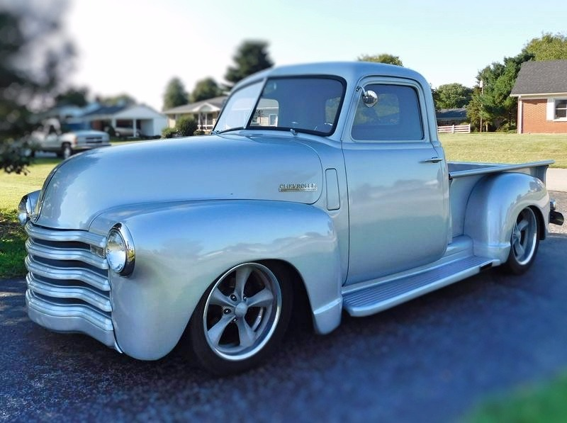 Photo 1947 Chevrolet 3100 -ALL STEEL BODY PICKUP STREET ROD-