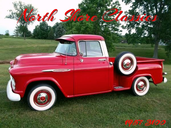 Photo 1957 Chevrolet 3100 Pickup - Restored - Show Quality