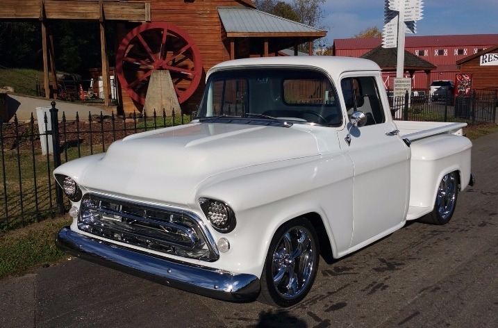 Photo 1957 Chevrolet 3100 -WOW-BIG BLOCK 454-RESTORED SOUTHERN CLASSIC PICKUP-GREAT CONDITION-