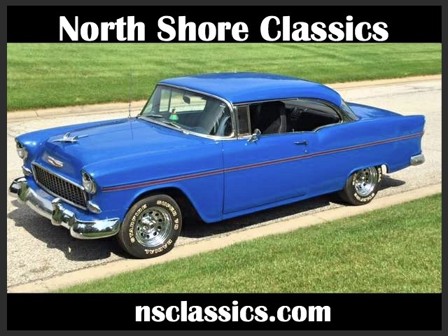 Photo 1955 Chevrolet Bel Air - LATE 60s HOT ROD BEL AIR- SEE VIDEO