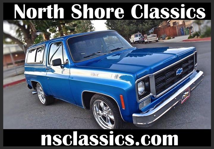 Photo 1979 Chevrolet Blazer - K5- 2WD - SOLID CALIFORNIA TRUCK-
