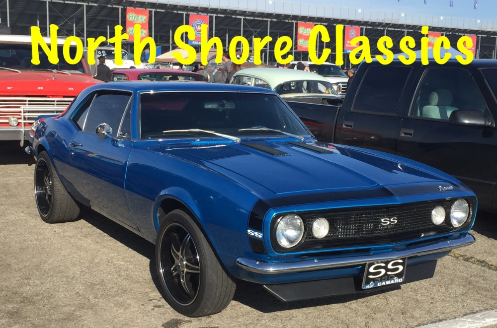 Photo 1967 Chevrolet Camaro SS Look-Very clean Fast Pro Touring set up from CALIFORNIA-SEE VIDEO