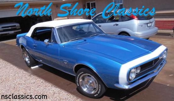 Photo 1967 Chevrolet Camaro -SWEET CONVERTIBLE WITH 4 SPEED-