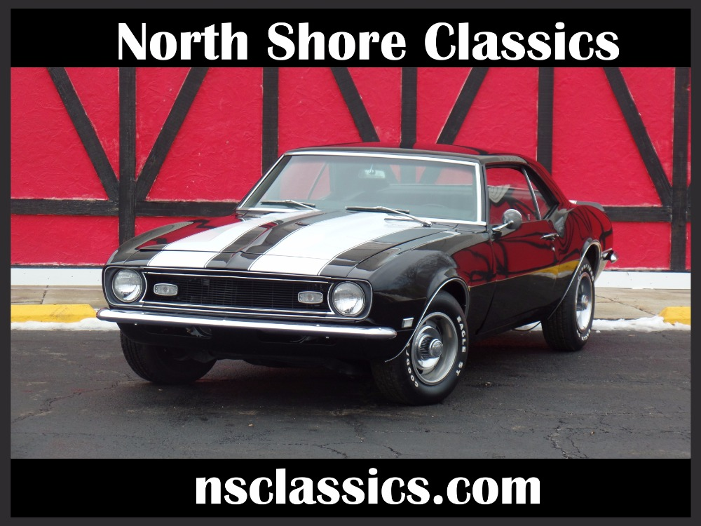Photo 1968 Chevrolet Camaro -NEW PAINT-SOUTHERN CAR-VERY SOLID-DRIVES GREAT- SEE VIDEO