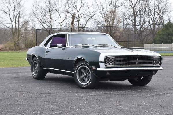 Photo 1968 Chevrolet Camaro -ORIGINAL RS RESTORATION PROJECT-RUNNING AND DRIVING-