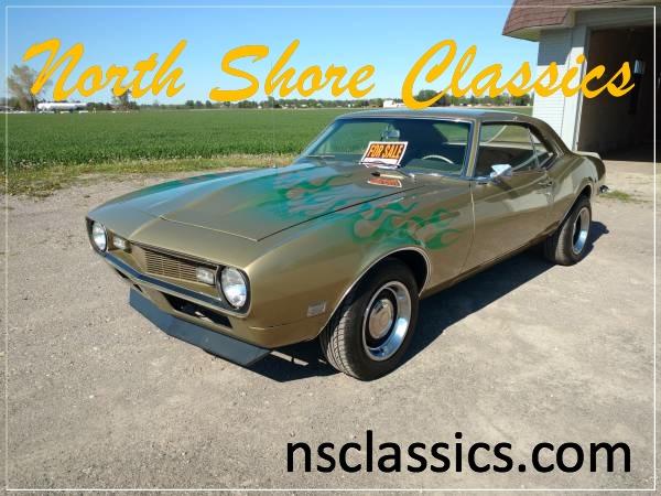 Photo 1968 Chevrolet Camaro - 3 OWNER CAMARO -