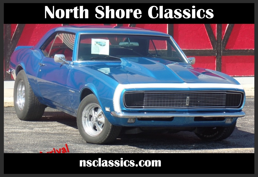 Photo 1968 Chevrolet Camaro RS-1st Generation- Nice Driver Condition-NEW LOW PRICE-SEE VIDEO