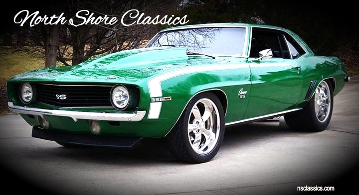 Photo 1969 Chevrolet Camaro -PRO STREET-PRO TOURING RESTO MOD - BUILT 496 - SEE VIDEO