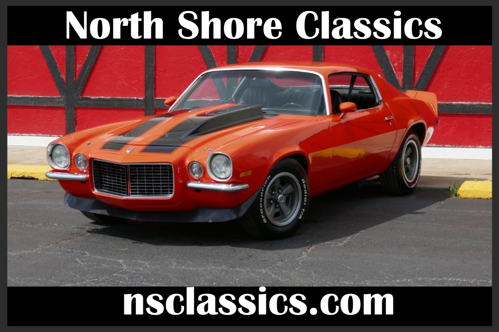 Photo 1972 Chevrolet Camaro -PRICED TO SELL-Split Bumper-383 with 4 Speed- SEE VIDEO