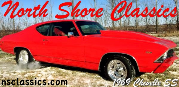 Photo 1969 Chevrolet Chevelle REAL L-CODE SS PRO STREET
