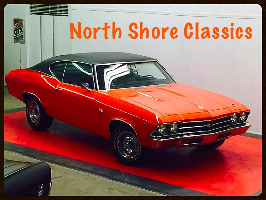 Photo 1969 Chevrolet Chevelle SS396- Big block with SS emblems