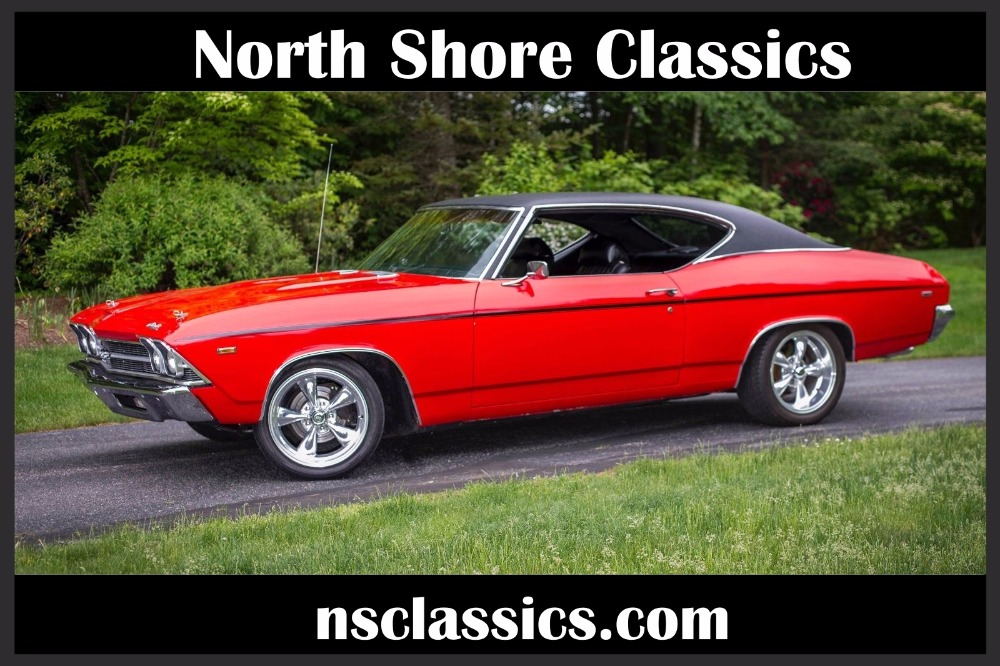 Photo 1969 Chevrolet Chevelle PRO TOUR LS 6.0 FUEL INJECTED- MODERN MUSCLE-SUPER SPORT SS-SEE VIDEO