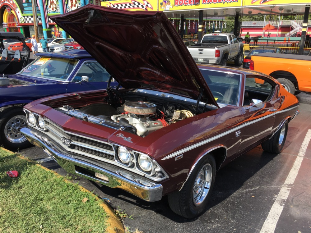 Photo 1969 Chevrolet Chevelle -SS396-NICE SOLID CAR-FREE DELIVERY-