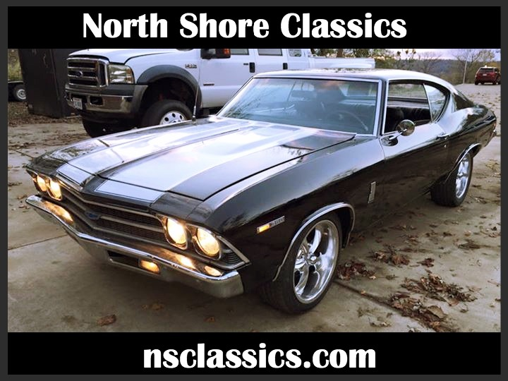 Photo 1969 Chevrolet Chevelle - AMERICAN CLASSIC WITH A STRONG 396- SEE VIDEO