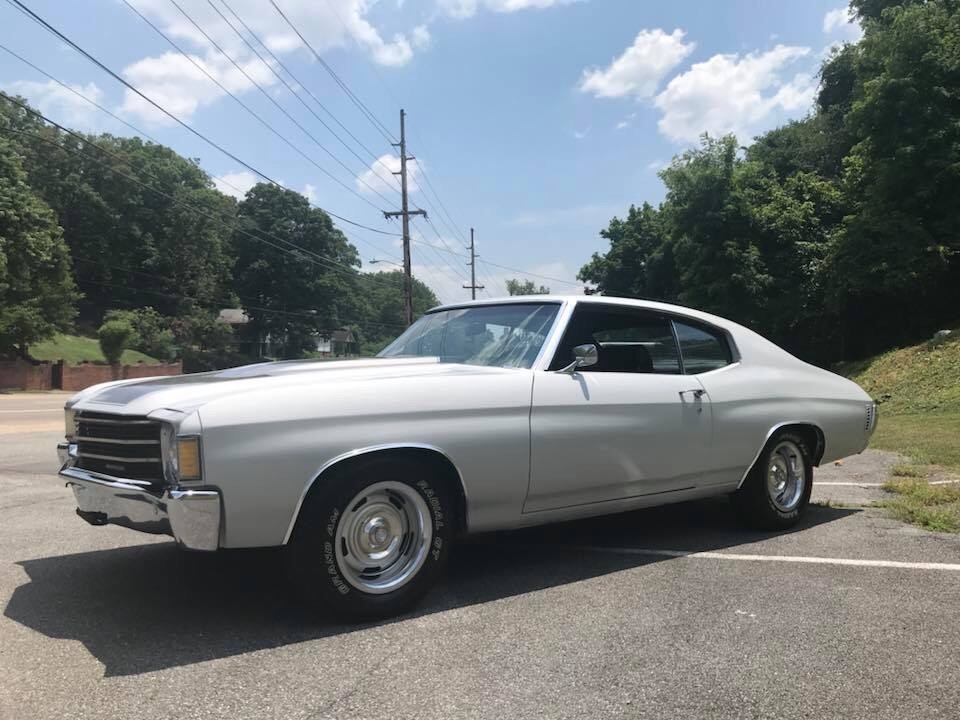 Photo 1972 Chevrolet Chevelle -NICE PAINT-VIRGINIA MUSCLE CAR-RELIABLE