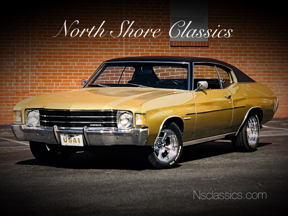 Photo 1972 Chevrolet Chevelle -SOUTHERN MALIBU GREAT RELIABLE DRIVER-RUST FREE KENTUCKY CAR-SEE VIDEO