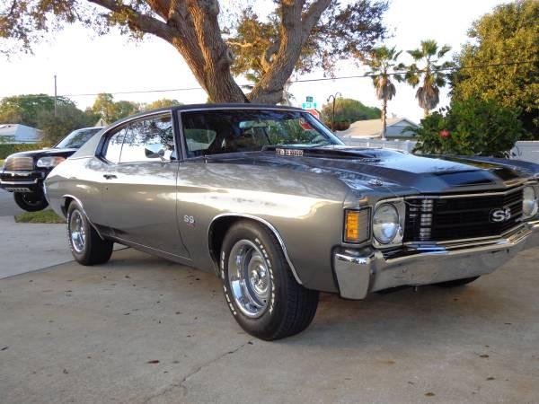 Photo 1972 Chevrolet Chevelle SUPER SPORT
