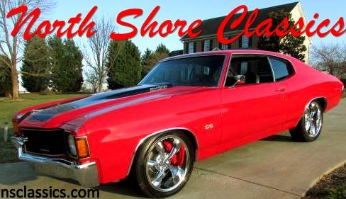 Photo 1972 Chevrolet Chevelle -Restored-