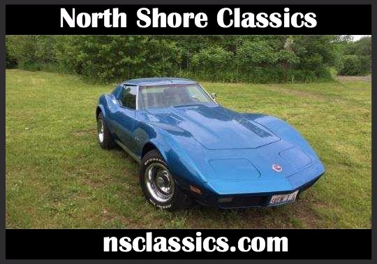 Photo 1974 Chevrolet Corvette -WELL MAINTAINED 4SPEED STINGRAY- T-TOPS- SUMMER CAR